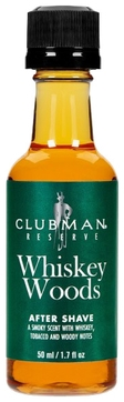 Clubman Лосьон Clubman After Shave Whiskey Woods после Бритья, 50 мл clubman лосьон clubman after shave brandy spice после бритья 50 мл