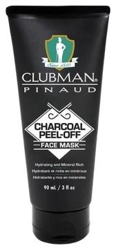 Clubman Маска Charcoal Peel-Off Face Mask Очищающая Черная для Лица на Основе Угля, 90 мл