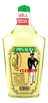 Clubman Лосьон Clubman Classic Vanilla After Shave Lotion после Бритья, 177 мл clubman лосьон clubman after shave brandy spice после бритья 50 мл