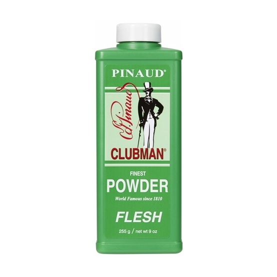 Clubman Тальк Finest Powder Универсальный, 255г