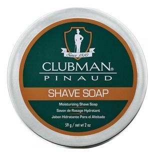 Clubman Мыло Clubman Shave Soap Натуральное для Бритья, 59г