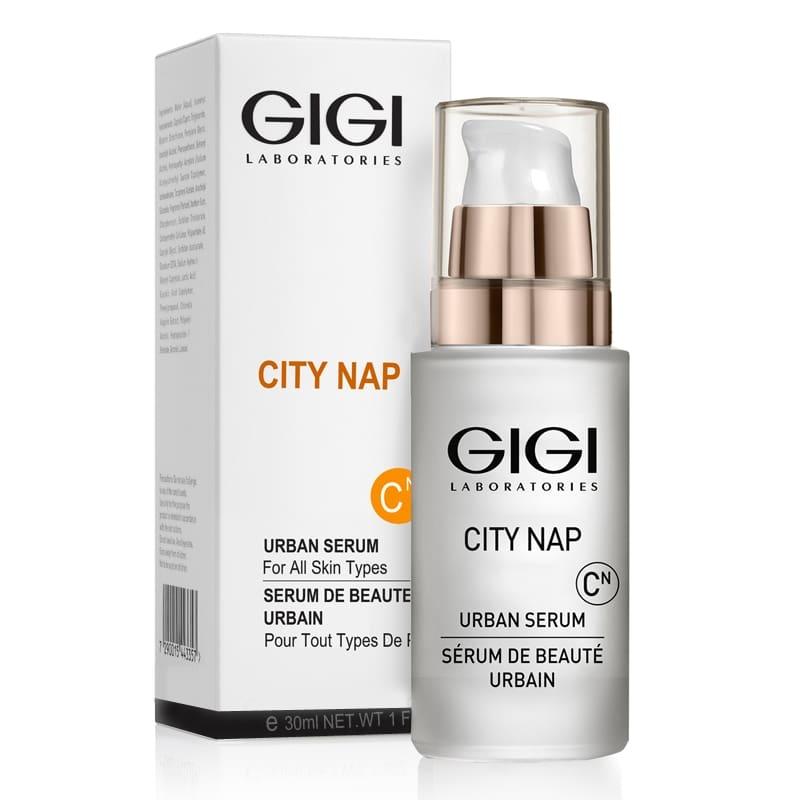 GIGI Сыворотка CN Urban Serum, 30 мл gigi пептидная оживляющая сыворотка np vitality serum 30 мл