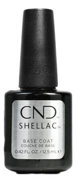 CND Покрытие Shellac UV Base Coat Базовое, 12,5 мл
