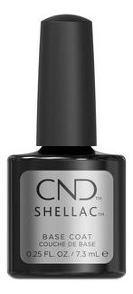 CND Покрытие Shellac UV Base Coat Базовое, 7,3 мл