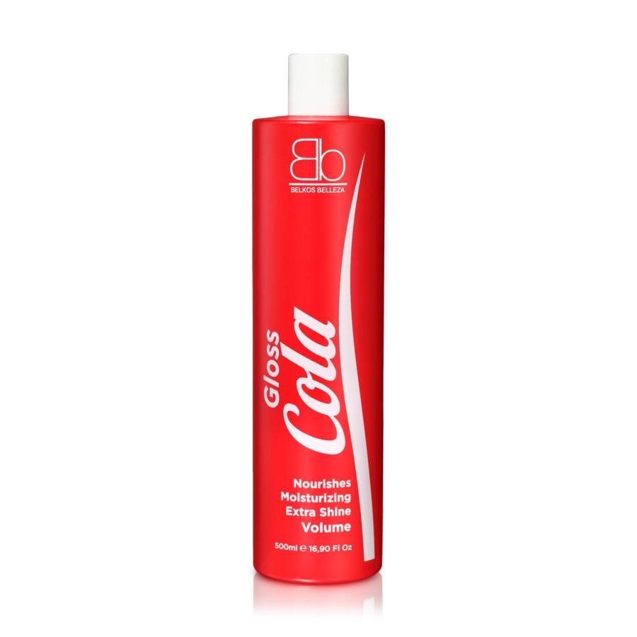 Belkos Belleza Маска Cola Gloss Смываемая, 500 мл