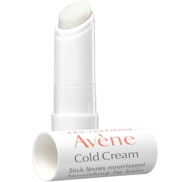 AVENE Стик Cold Cream для Губ с Колд-Кремом, 4гр avene cold cream бальзам для губ