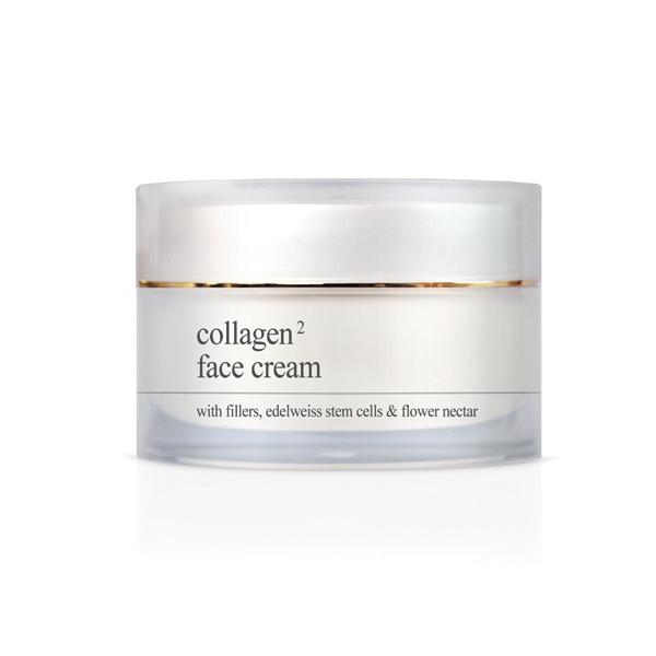 Yellow Rose Крем Collagen2 Face Cream с Коллагеном, 50 мл крем с коллагеном