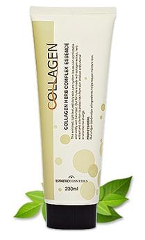 Esthetic House Крем Collagen Herb Complex Cream для Лица Коллаген и Растительные Экстракты, 180 мл