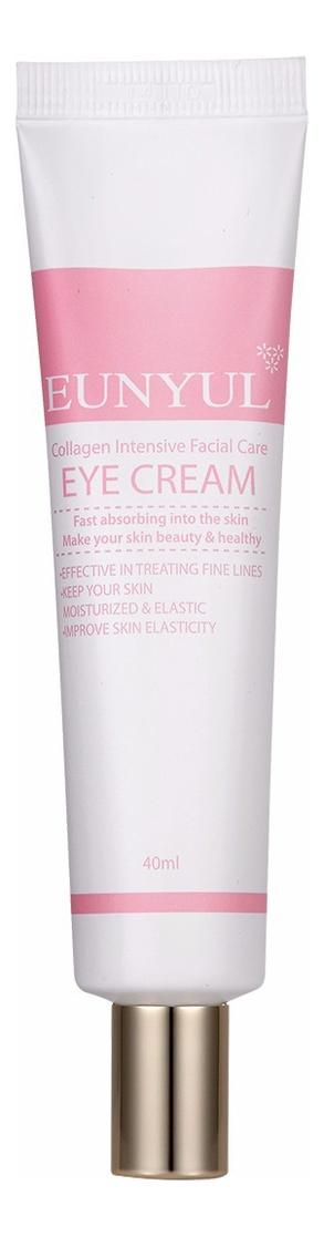 Eunyul Крем для Области вокруг Глаз с Коллагеном Collagen Intensive Facial Care Eye Cream, 40 мл moistfull collagen