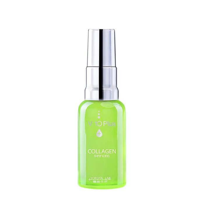 V10 Plus Сыворотка Collagen Serum Восстанавливающая для Лица с Коллагеном, 30 мл moistfull collagen