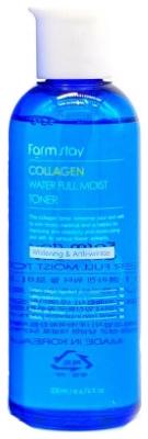 FarmStay Тонер Collagen Water Full Moist Toner Увлажняющий с Коллагеном, 200 мл