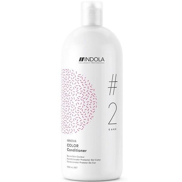 INDOLA PROFESSIONAL Кондиционер Color Conditioner для Окрашенных Волос, 1500 мл indola professional care кондиционер двухфазный для окрашенных волос 250 мл