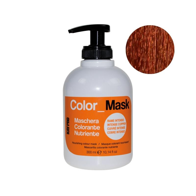 KAYPRO Маска Color Mask Питающая Оживляющая Насыщенная Медь, 300 мл kaypro маска color mask питающая оживляющая черешня 300 мл