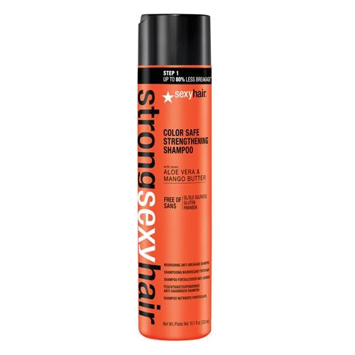 Sexy Hair Шампунь Color Safe Strengthening Shampoo для Прочности Волос, 300 мл