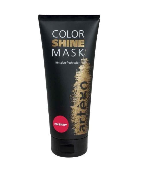 Artego Маска для Тонирования Вишня Color Shine Mask Cherry, 200 мл artego маска для тонирования шоколад color shine mask chocolate 200 мл