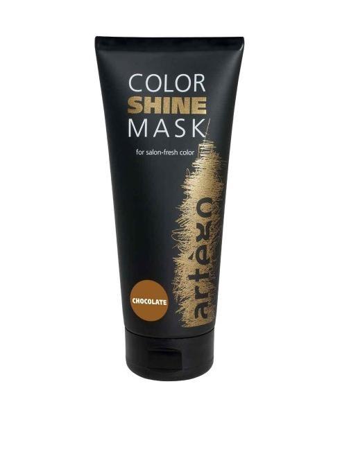 Artego Маска для Тонирования Шоколад Color Shine Mask Chocolate, 200 мл artego маска глубокого восстановления deep repair mask 500 мл