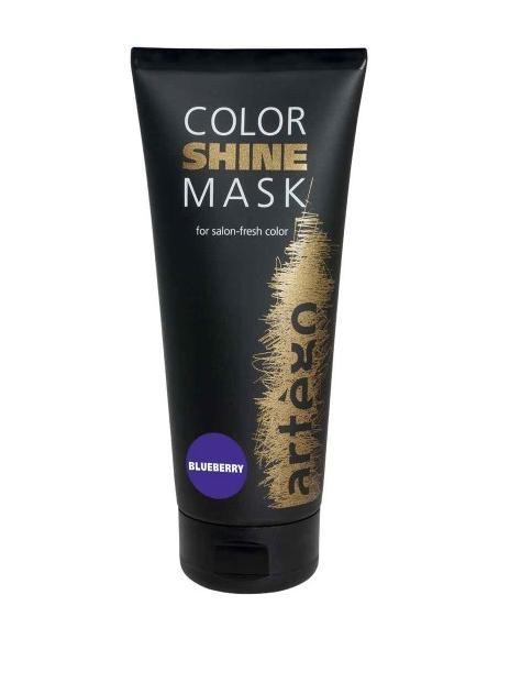 Artego Маска для Тонирования Черника Color Shine Mask Blueberry, 200 мл artego маска для тонирования шоколад color shine mask chocolate 200 мл