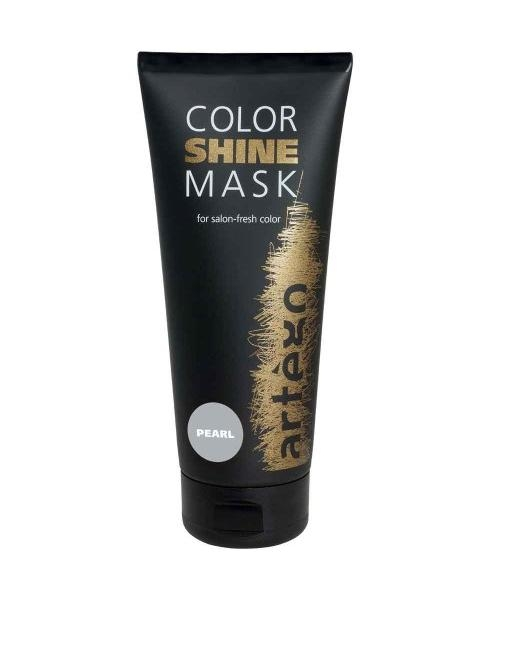 Artego Маска для Тонирования Жемчуг Color Shine Mask Pearl , 200 мл artego маска для тонирования шоколад color shine mask chocolate 200 мл