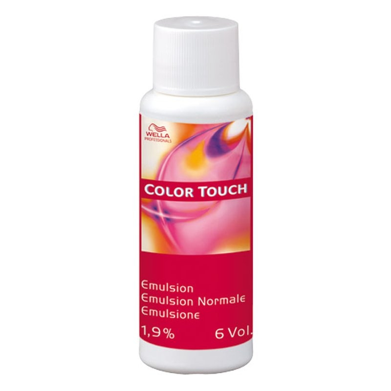 Wella Эмульсия Color Touch 1.9%, 60 мл цены