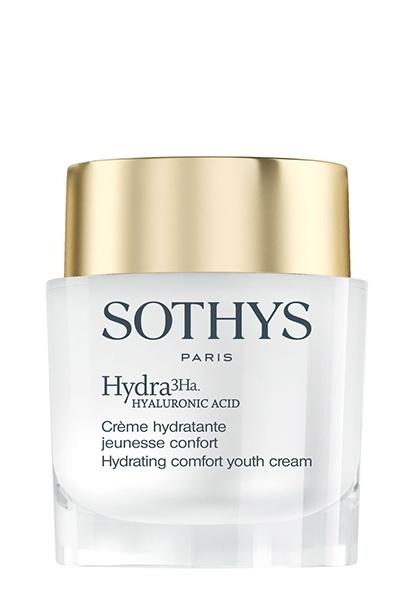 Sothys Крем Comfort Hydra Youth Cream Обогащённый Увлажнящий, 50 мл
