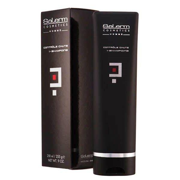 Salerm Cosmetics Шампунь Controle Chute 1 shampoing от Выпадения, 250 мл ducray неоптид лосьон от выпадения волос для мужчин 100 мл