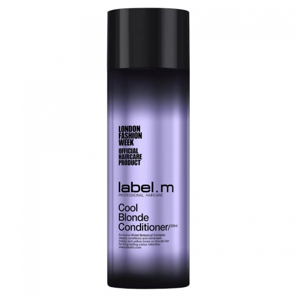 Label.m Кондиционер Cool Blond Conditioner Холодный Блонд, 200 мл