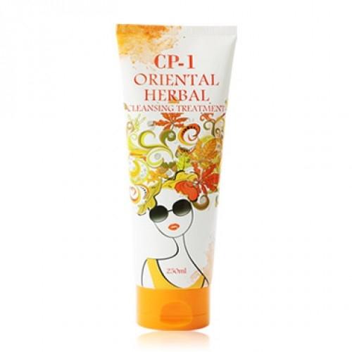 Esthetic House Маска CP-1 Oriental Herbal Cleansing Treatment для Волос Восточные Травы, 250 мл