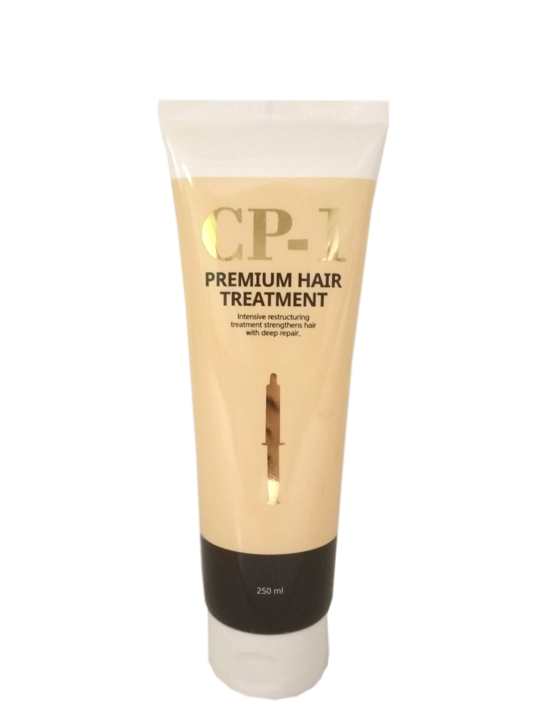 Esthetic House Маска CP-1 Premium Protein Treatment Протеиновая для Волос, 250 мл