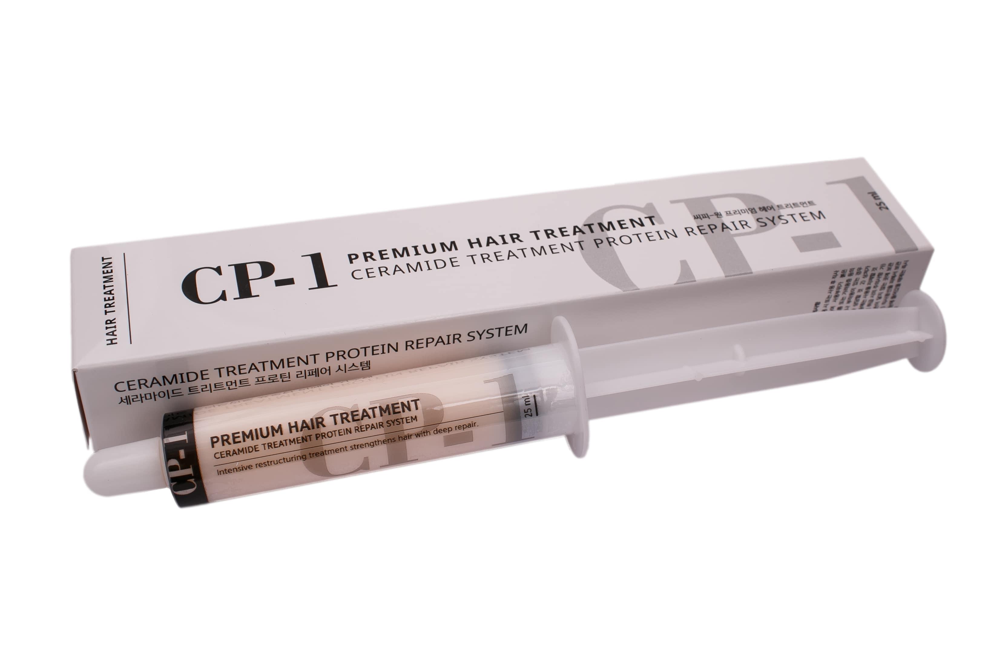 Esthetic House Маска CP-1 Premium Protein Treatment Протеиновая для Волос, 25 мл