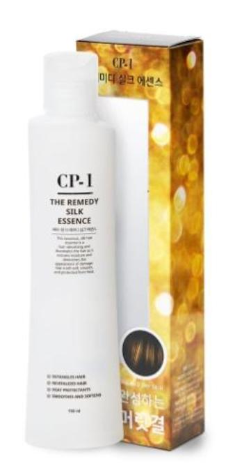 Esthetic House Эссенция CP-1 The Remedy Silk Essence Лечебная Шелковая для Волос, 150 мл