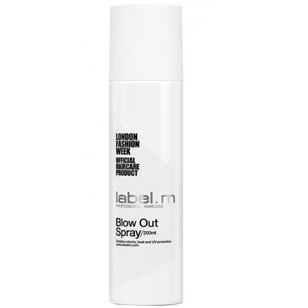 Label.m Спрей Create Blow Out Spray для Объёма, 200 мл cutrin lumi sugar spray сахарный спрей 200 мл