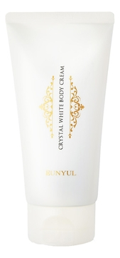 Eunyul Крем Crystal White Body Cream для Тела Осветляющий, 150г гель для тела eunyul eunyul eu002lwcrpf2