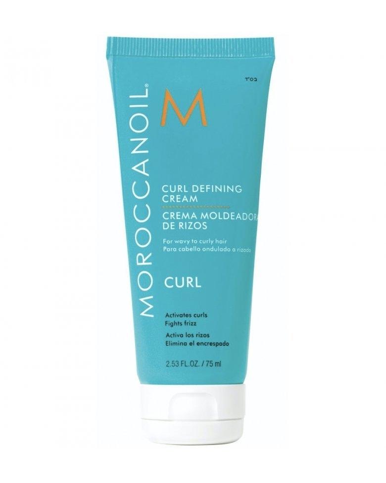 Moroccanoil Крем Curl Defining Cream для Оформления Локонов, 75 мл chi luxury black seed oil curl defining cream gel