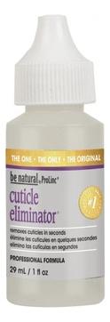 Be Natural Средство для Удаления Кутикулы Cuticle Eliminator, 30г недорого