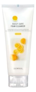 Eunyul Пенка Daily Care Lemon Foam Cleanser Очищающая с Экстрактом Лимона, 150 мл lab series max ls daily renewing cleanser