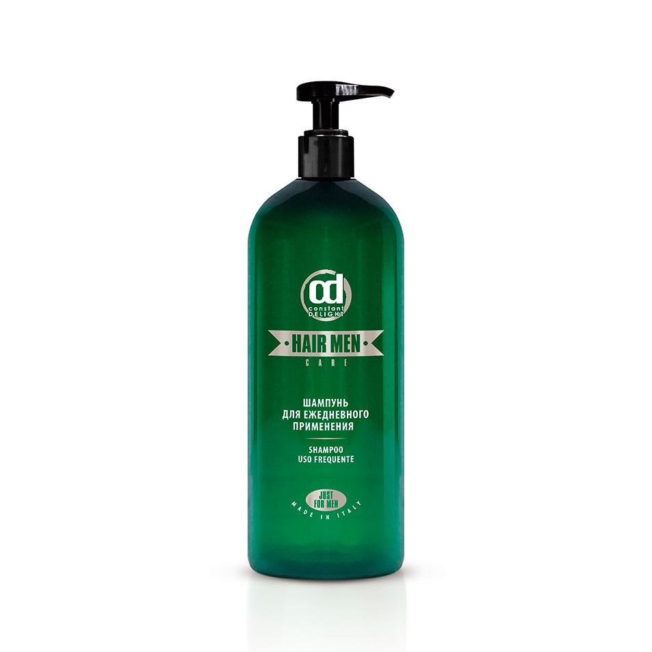 Constant Delight Шампунь Daily Men Shampoo для Ежедневного Применения Аромат Hermes, 1000 мл