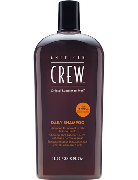 Фото - American Crew Шампунь для Ежедневного Ухода за Волосами Daily Shampoo, 1000 мл american crew шампунь для ежедневного ухода за волосами 450 мл american crew для тела и волос
