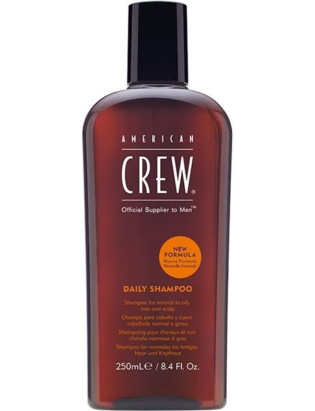 Фото - American Crew Шампунь для Ежедневного Ухода за Волосами Daily Shampoo, 250 мл american crew шампунь для ежедневного ухода за волосами 450 мл american crew для тела и волос