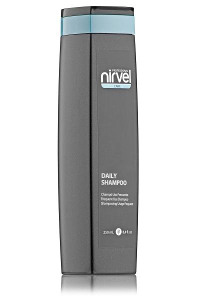 Nirvel Professional Шампунь Daily Shampoo для Натуральных Волос, 250 мл
