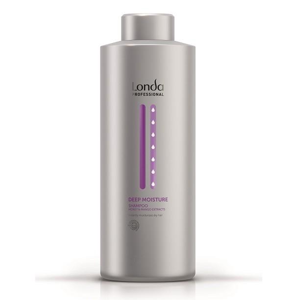 LONDA Шампунь Deep Moisture Shampoo Увлажняющий для Волос, 1000 мл