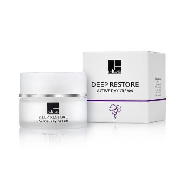 Dr.Kadir Активный Дневной Крем Дип Рестор Deep Restore Active Day Cream, 50 мл крем gigi restore night cream 50 мл