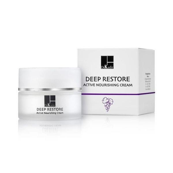 Dr.Kadir Питательный Крем Дип Рестор Deep Restore Active Nourishing Cream, 50 мл