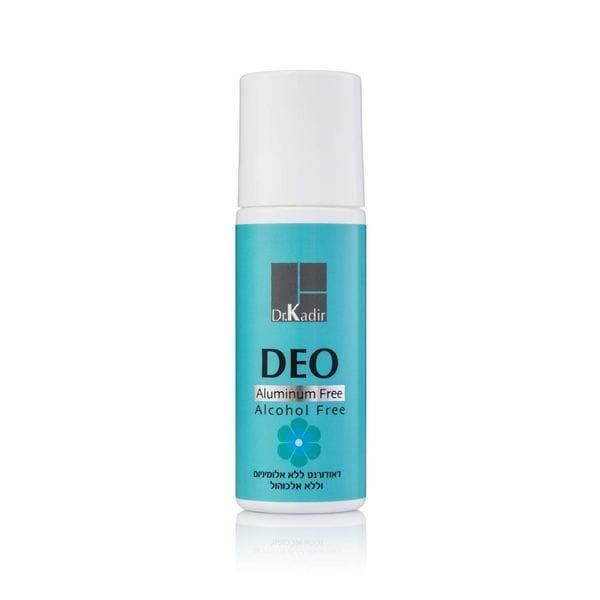 Dr.Kadir Шариковый Дезодорант без Алюминия и Спирта Deodorant Roll-On Aluminum Free, 70 мл