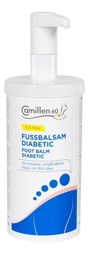 Camillen 60 Бальзам для Ног Diabetic (10% Мочевины), 450 мл