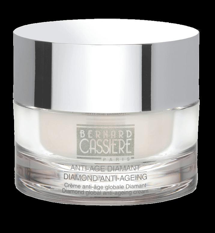 Bernard CASSIERE Крем Diamond Global Anti-Ageing Cream Омолаживающий, 50 мл