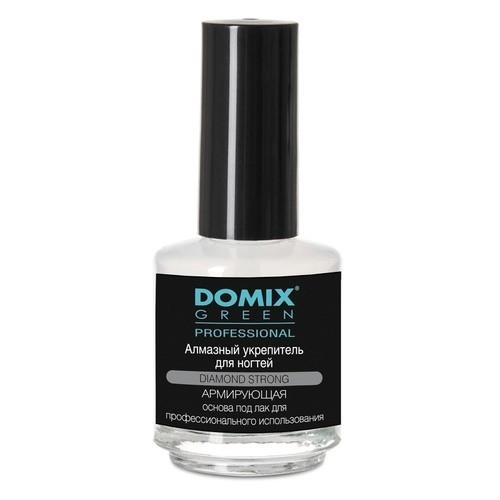 Domix Укрепитель Diamond Strong Алмазный для Ногтей, 17 мл