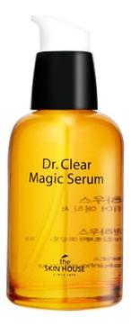 The Skin House Сыворотка Dr.Clear Magic Serum для Устранения Воспалений, 50 мл сыворотка от виши idealia life serum