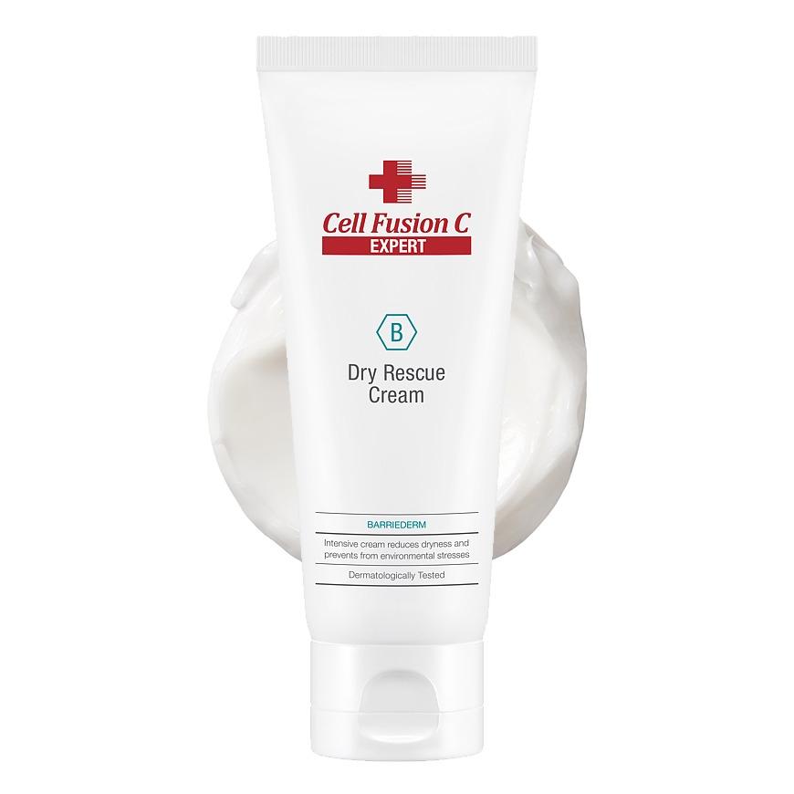 Cell Fusion C Крем Dry Rescue Cream Влагосберегающий для Сухой Кожи, 100 мл