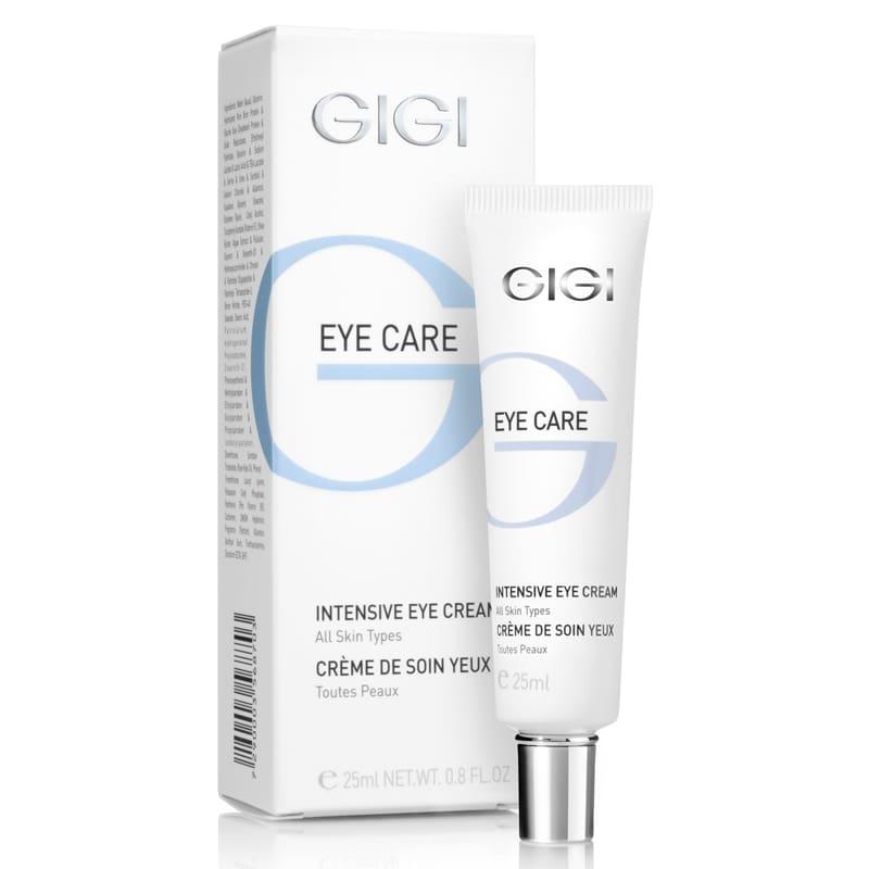 GIGI Крем EC Intensive Cream Интенсивный для Век и Губ, 25 мл gigi крем интенсивный для век и губ eye care intensive cream 25 мл