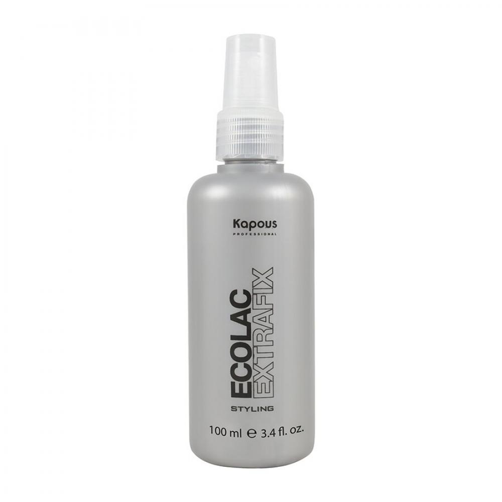 Kapous Эколак (Жидкий Лак) Ecolac Extrafix, 100 мл